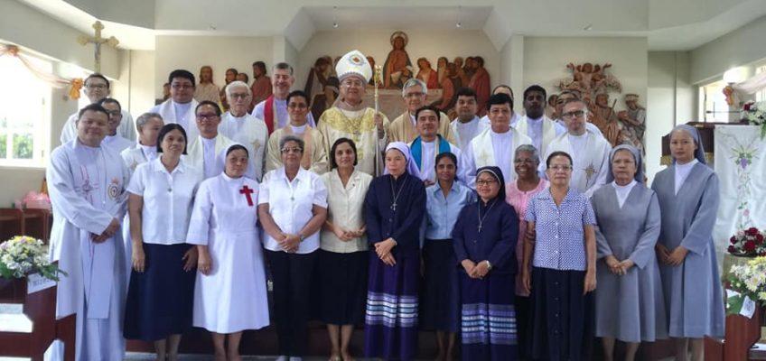 Thailandia: la missione di Fang alla diocesi di Chang Mai
