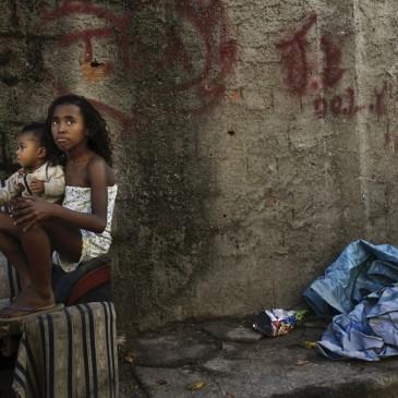 Brasile, i poveri di ritorno