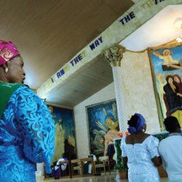 La mia fede di africano