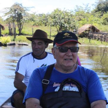 Filandia, missionario dall'Amazzonas alle barriere coralline
