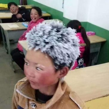 Il problema vero sotto le foto virali dei bambini cinesi