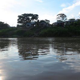 Spazio e tempo sui fiumi dell'Amazzonia
