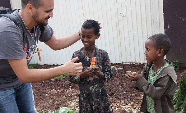 Abuna-Etiopia: la missione giovane di Benevento