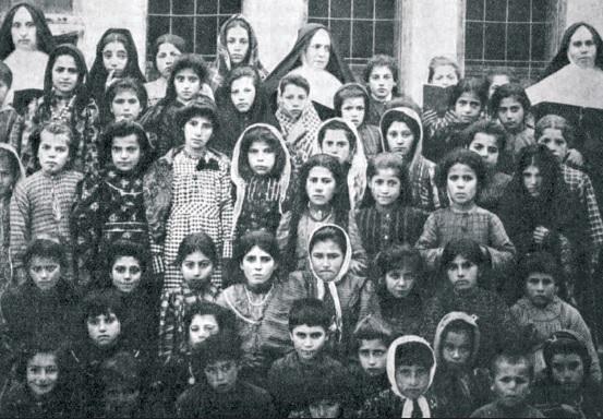 Genocidio armeno: i racconti dei missionari