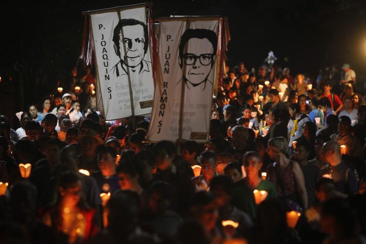 Gesuiti del Salvador chiedono riduzione di pena per militare della strage