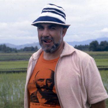 Luciano Ghezzi, apripista in Arakan e tra i mixtechi