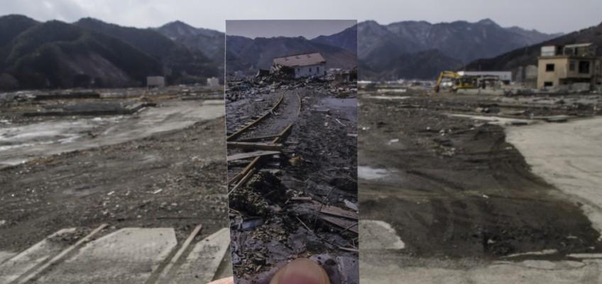 """Il Giappone ancora in pieno """"tsunami"""""""