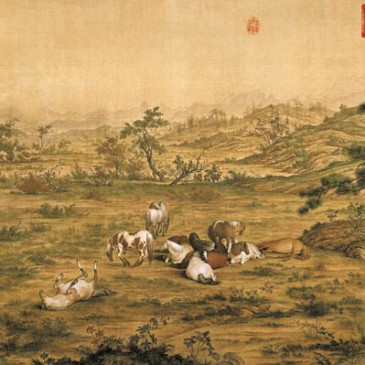 Un gesuita alla corte dei Qing