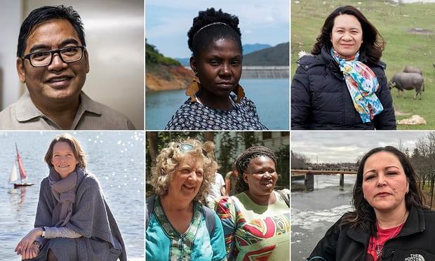 Goldman Prize: ecco gli attivisti che rischiano la vita per l'ambiente