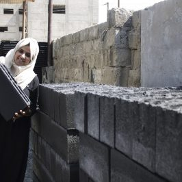 Gaza rinasce dalle ceneri