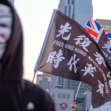 Io, Joshua Wong e la nostra Hong Kong