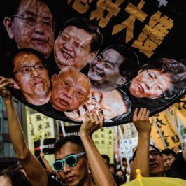Hong Kong vent'anni dopo