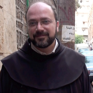 Padre Ibrahim: «Anche ad Aleppo la vita vince sulla morte»