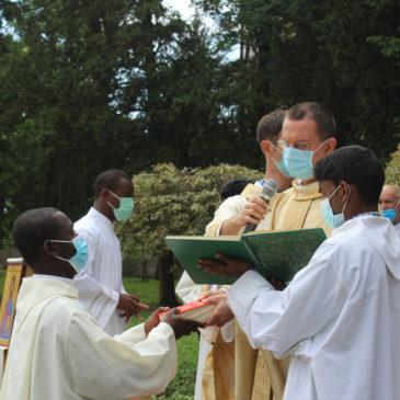 A 19 seminaristi del Pime il ministero del lettorato