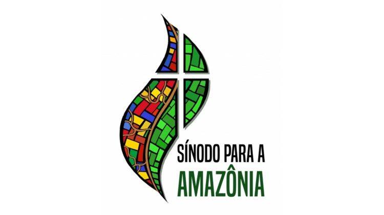 Il logo del Sinodo per l'Amazzonia