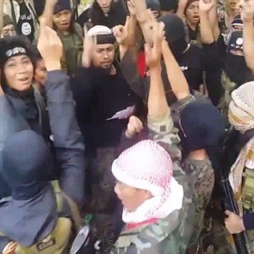 Le Filippine nuova base per l'Isis in Asia