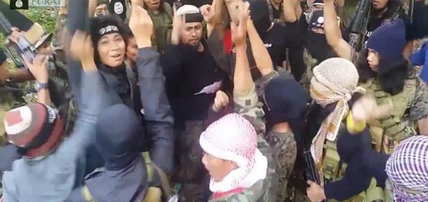 Le Filippine nuova base per l'Isis in Asia