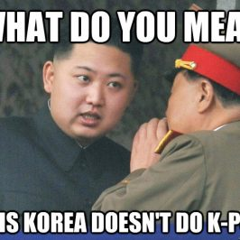 Kim Jong-un e le Olimpiadi del k-pop