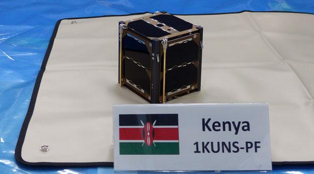 Anche il Kenya vola in orbita