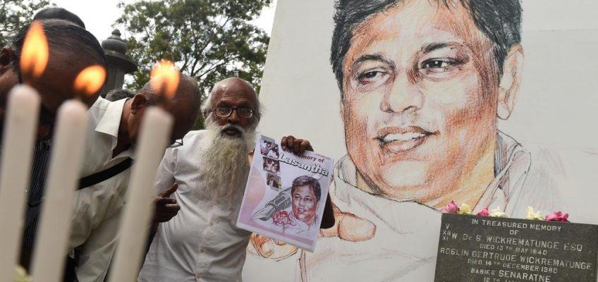 Sri Lanka, la guerra e la voce della coscienza
