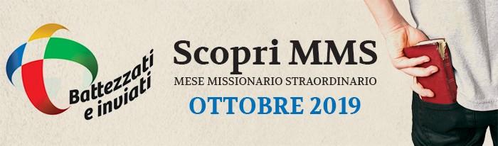 Un logo, una guida e un sito per il Mese missionario straordinario