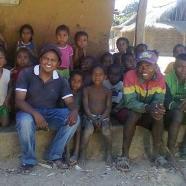 «Il mio sogno per il Madagascar»