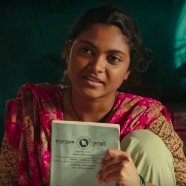 Daliya: la sindacalista delle sarte di Dacca