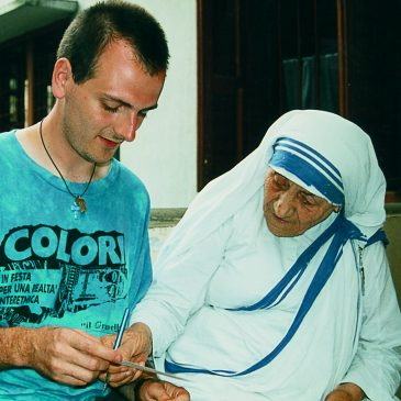Brambillasca: «Madre Teresa e noi missionari oggi»