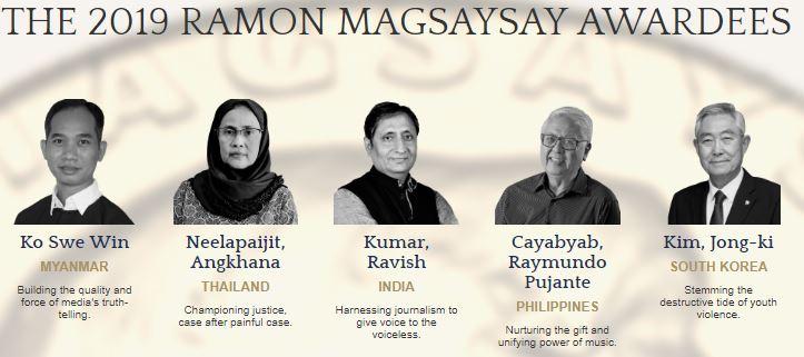 Angkhana e Kumar, i «Nobel» dei diritti umani in Asia