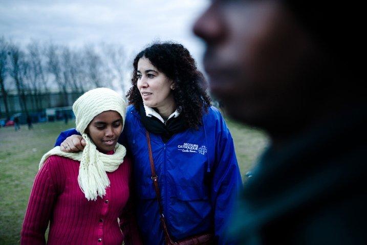 Calais: «Noi non li abbandoneremo»
