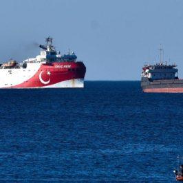 Echi di guerra nel Mediterraneo