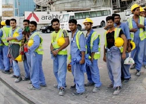 Indiani, nepalesi e filippini: l'altra faccia del Qatar