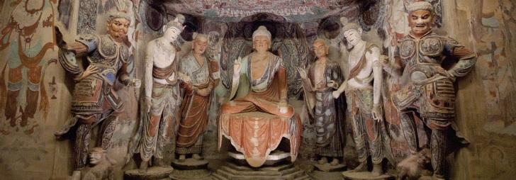 Grotte dei mille Buddha