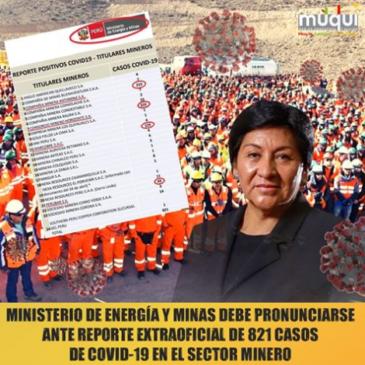 In Perù il Coronavirus si diffonde in miniera