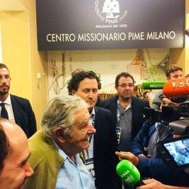 Mujica: «Serve una rivoluzione della felicità»