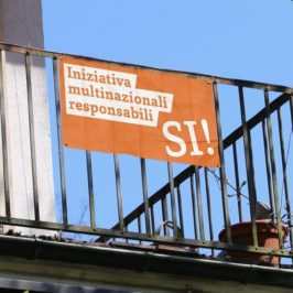 «Multinazionali responsabili»: referendum in Svizzera