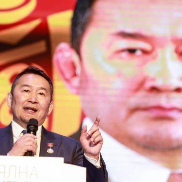 Il Donald Trump della Mongolia