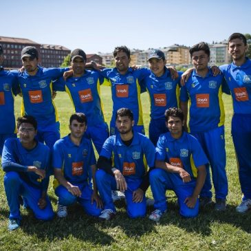 I migranti portano il cricket nella patria dell'hockey