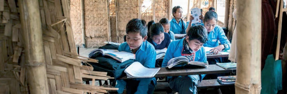 Nepal un anno di macerie