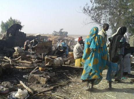 """Profughi bombardati in Nigeria: cinque cose da sapere per non fermarsi alla """"fatalità"""""""