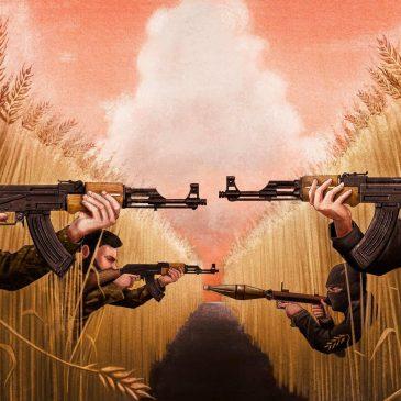 Il grano siriano che finanzia l'ISIS