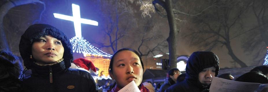 Preghiera per la Cina: invito attualissimo