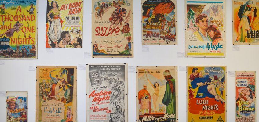 Aladdin e le fantasie orientaliste del mondo del cinema