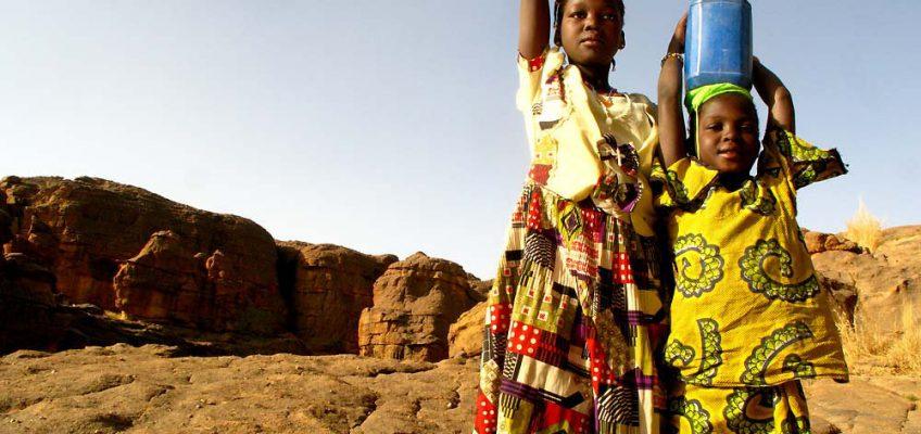 L'oro delle donne d'Africa è blu