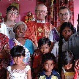 L'India profonda di padre Orlando