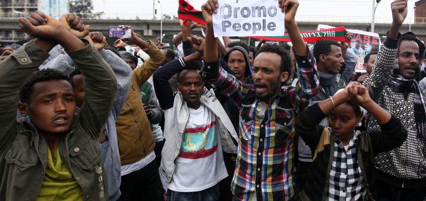 Etiopia: dilaga la protesta contro il governo