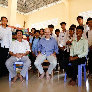 Cambogia: liberi di leggere