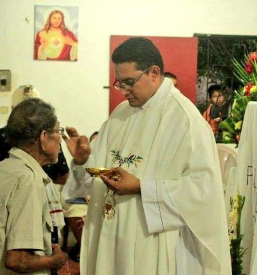Padre Vásquez, il nuovo Romero del Giovedì Santo 2018