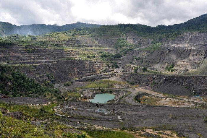 Panguna, la miniera che destabilizza la Papua