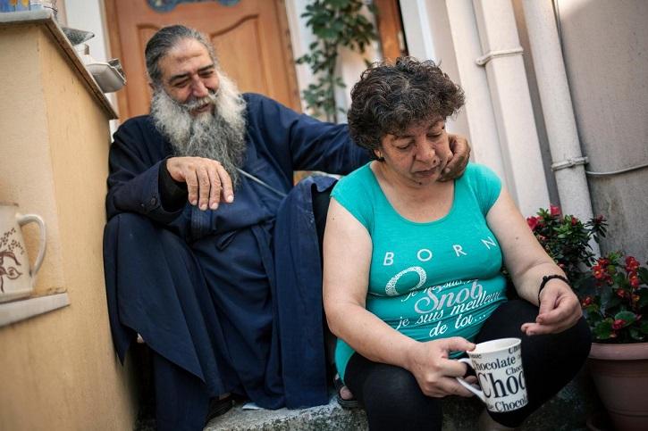 Papa Stratis, l'«altro» Papa di Lesbos